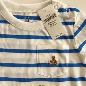 Baby Gap Short Sleeve Bodysuit Bundle
